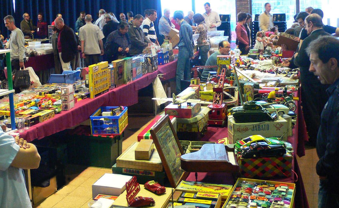 Feria del juguete antiguo ma ana en barcelona elia ruiz g for Proximas ferias en barcelona